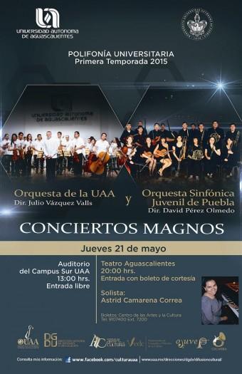 181 Concierto OUAA - Orquesta Puebla
