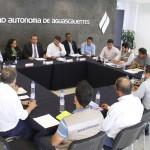 Realizan reunión de seguimiento de obra del Edificio Académico Administrativo