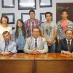 Cuatro Alumnos del CEM UAA entre los mejores puntajes del EXANI II