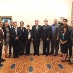 UAA presente en Asamblea Anual de la ASBSP fortaleciendo su proceso de internacionalización