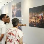 Museo Nacional de la Muerte alberga exposición fotográfica sobre Oaxaca y sus tradiciones