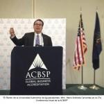 Formar parte de la ACBSP permitirá acelerar el proceso de internacionalización de la UAA