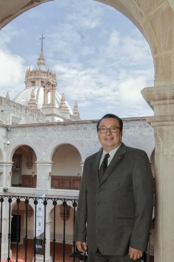 243 Rector UAA Mario Andrade Cervantes