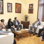 UAA e INFOTEC establecerán proyectos en conjunto sobre tecnologías de información y matemáticas