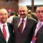 Asiste rector de la UAA a 65 aniversario de ANUIES