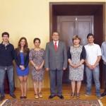 Cinco alumnos de la UAA realizarán movilidad estudiantil en la Université Technologie de Compiegne, Francia