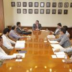 UAA, SICOM y Fiscalización del estado en coordinación para edificio académico-administrativo