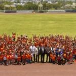 Se clausura con gran éxito el curso de verano Pollitos 2015 en la UAA