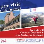 Convenio con Cavilam-Alliance française permitirá perfeccionamiento del idioma francés para comunidad UAA