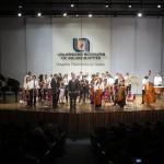 Orquesta Filarmónica de Verano Aguascalientes cierra su temporada 2015 en la UAA