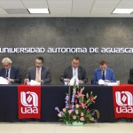 UAA y Fiscalía General del estado de Aguascalientes establecen vínculos de cooperación