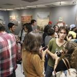 Presenta UAA la exposición Todos los días del pintor mexicano Aarón Cruz Rodríguez