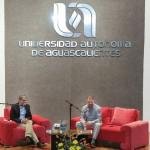 El intelectual Jorge Castañeda Gutman presenta su libro Amarres Perros en la UAA