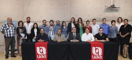342 Premios Emprende UAA