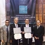 UAA recibe certificaciones internacionales de Arquitectura y Diseño de Interiores