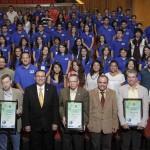 UAA celebra 10 años de formar profesionistas que atienden problemática ambiental