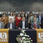 Universidad Autónoma de Aguascalientes sede de la Reunión Regional de Defensores Universitarios