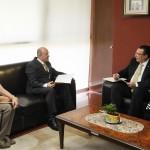 Universidad Autónoma de Aguascalientes e Instituto Nacional de Migración colaborarán en temas migratorios