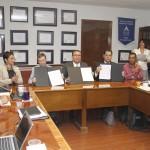 UAA impulsa registro de patentes mediante renovación de convenio con el IMPI