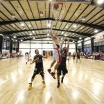 Gallos de la UAA juegan su primer partido como locales en la Liga ABE