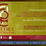 La gestión del arte y la cultura será el tema central de la cátedra Alfonso Pérez Romo de la UAA