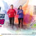 Invita UAA a participar en la XIII Carrera Atlética Gallos