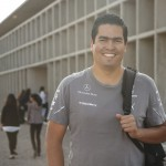 Estudiante de la UAA en programa nacional con España supera puntaje promedio y grupal