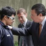 Estudiante de Cultura Física y Deporte de la UAA representará a México en Torneo Internacional de Fútbol para Ciegos y Débiles Visuales