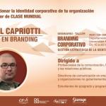 Experto internacional en brading e identidad corporativa ofrecerá conferencia magistral y seminario-taller en la UAA.