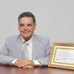 Catedrático de la UAA recibe reconocimiento de la Desert Landscape Conservation Cooperative