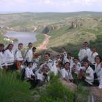 Música bohemia en escenario natural de la UAA
