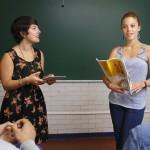 Estudiantes y docentes de la UAA refuerzan su preparación con estancia académica de profesionales francesas