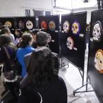 Alumnos de bachillerato de la UAA expusieron Las diferentes facetas de la muerte