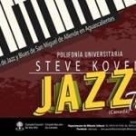 Concierto internacional en la UAA a cargo de Steven Koven Jazz Trío