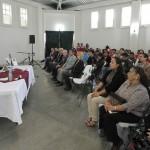 UAA y Municipio de Asientos develan placa en homenaje a Desiderio Macías Silva