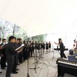 Concluyen actividades de la segunda temporada 2015 de Polifonía Universitaria