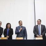 Catedrático UAA toma protesta como nuevo presidente del Colegio de Urbanistas de Aguascalientes