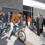 Presentan alumnos de Ingeniería en Diseño Mecánico de la UAA prototipos de transporte sustentable