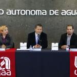 Editorial de la UAA participará en la edición 41 de la Feria Nacional del Libro de la UASLP