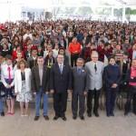 Más de 3 mil aspirantes a la UAA se reunieron en evento de orientación vocacional en Ciudad Universitaria