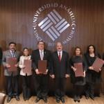 Entrega CENEVAL reconocimiento a 22 carreras de la UAA por alto rendimiento académico en resultados del EGEL