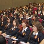 Combatir discriminación y violencia contra las mujeres les concierne también a los hombres, Día Internacional de la Mujer en la UAA