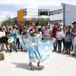 Alumnos del Bachillerato de la UAA trabajan por el rescate de valores e identidad nacional