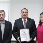 UAA recibe reconocimiento por impulsar una mejor calidad de vida para sus trabajadores administrativos