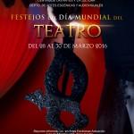UAA festeja el Día Mundial del Teatro con actividades académicas y presentaciones