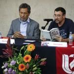 Se inauguró el primer Encuentro de Novela Negra Aguascalientes 2016 en la UAA