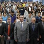 Centro de Ciencias Básica de la UAA reconoce a 123 alumnos por su rendimiento y excelencia académica