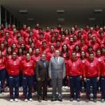 Son 200 los Gallos de la UAA que competirán en la etapa regional de la Universiada 2016