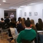 UAA dignifica el legado de Jesús F. Contreras en España a través de la presentación de cátedra sobre vida y obra del escultor