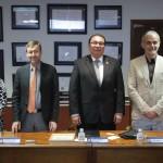 UAA firma convenio de colaboración con el Instituto Catalán de la Moda de España